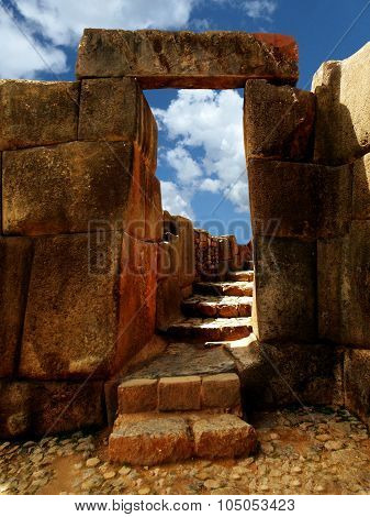 Inca Doorway