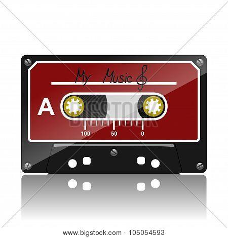 Audio cassette-My Music