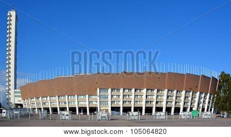 Helsinki Olimpic stadium