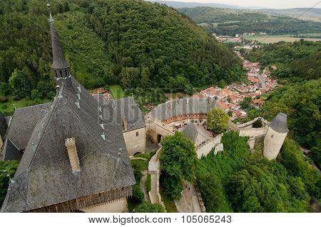 Karstein Village Valley