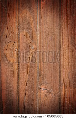 Old Rich Wood Grain Texture Background