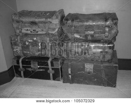 Old Luggage/Suit Cases