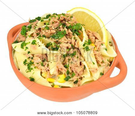 Tuna And Pasta Meal