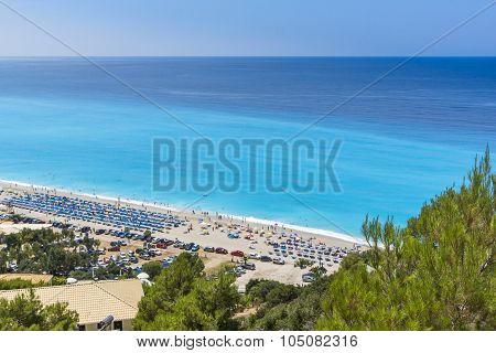 Katisma Beach, Lefkada, Ionian Islands