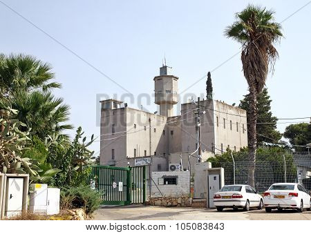 Nabi Yusha Police Station - Metsudat Koah