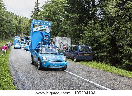 Krys Caravan - Tour De France 2014