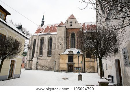 Ceske Budejovice Houses
