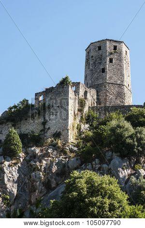 Old City Pocitelj Fortress
