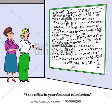 Financial Calculation