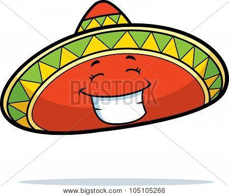 Sombrero Smiling