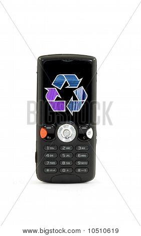 Mobile Phone With Recycle