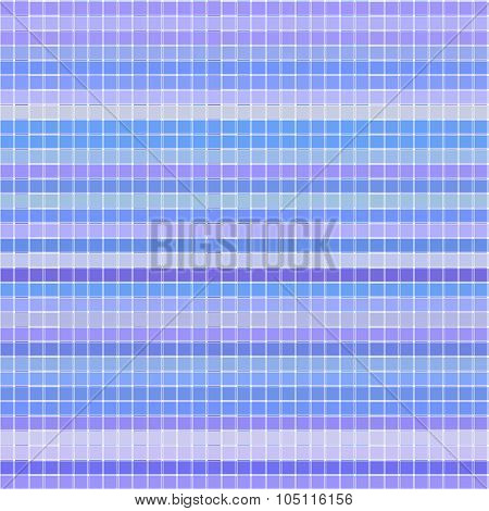 Vector Seamless Pattern With Checkered Texture. Abstract Backdrop. Geometrical Background.