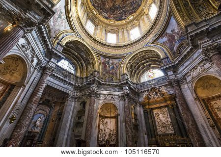Sant Agnese In Agone Church, Rome, Italy