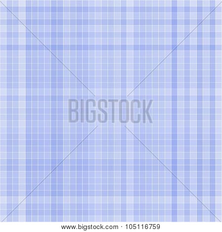 Vector Pattern With Checkered Texture. Abstract Backdrop. Geometrical Background.