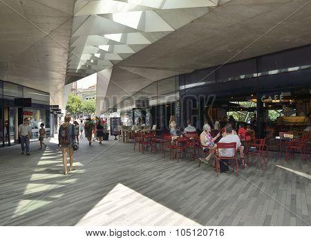 Comercial Center In Porto