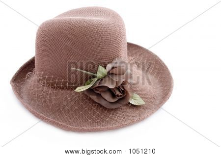 Vintage Brown Hat