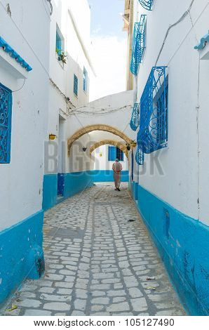 The Colors Of Medina
