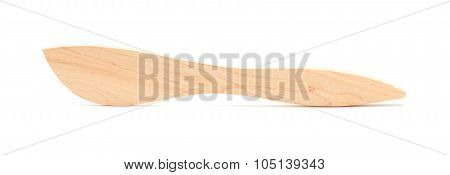 Juniper Wood Butter Knife