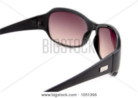 Black Tinted Sunglasses