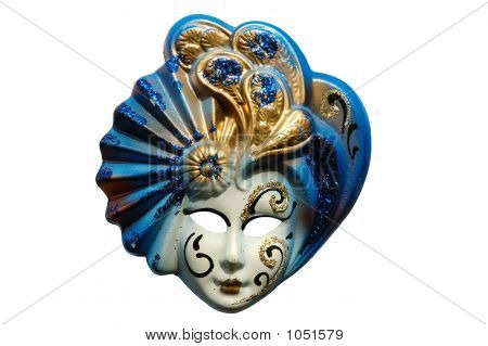 Venetian Mask - Isolated