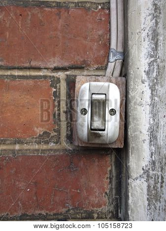 Switch on a Brick Wall
