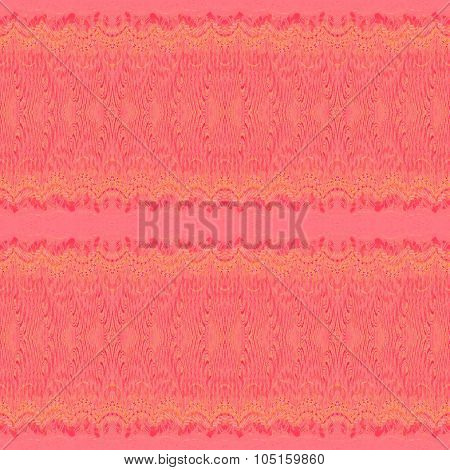 Seamless wavy pattern red yellow