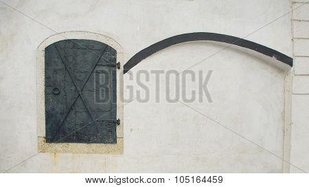 Wall In Kranj