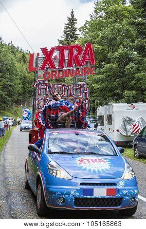 X-tra Caravan - Tour De France 2014