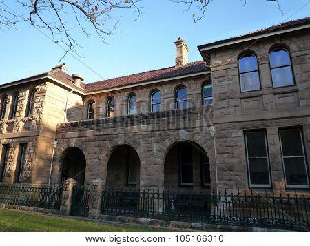 Sandstone building in Perth