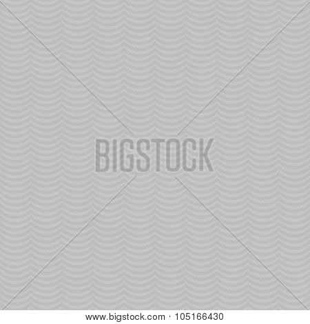 Gray Wavy Stripes Tile Pattern Repeat Background