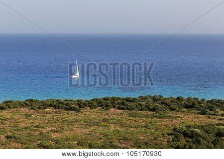 Spiaggia Di Porto Sa Ruxi