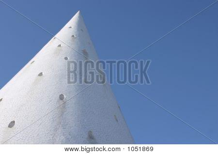 White Cone Of Trencadis