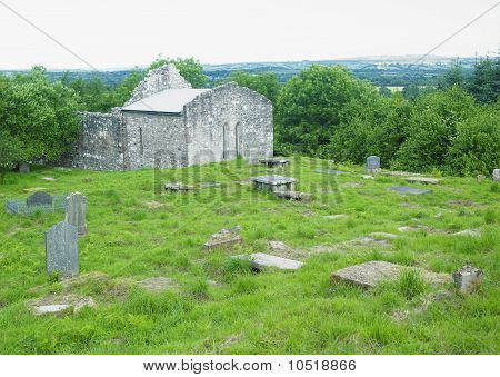 Dungiven Priory, County Derry, Northern Ireland
