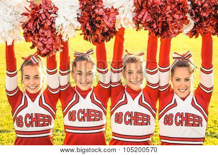 Cheerleaders Team