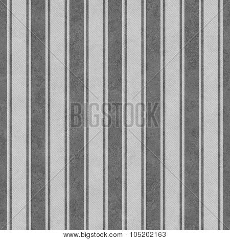 Gray Striped Tile Pattern Repeat Background
