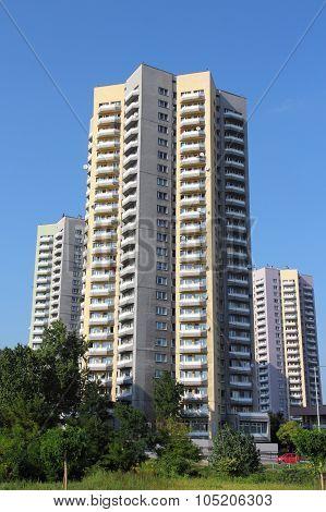 Katowice Architecture