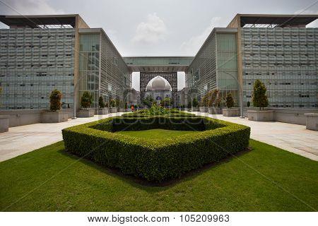 Palace Of Justice, Putrajaya, Malaysia