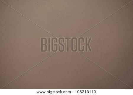 Horizontal Texture Of Brown Stucco Wall Background