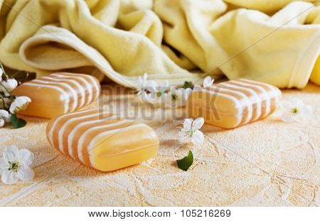 Bars Of Glycerine Soap