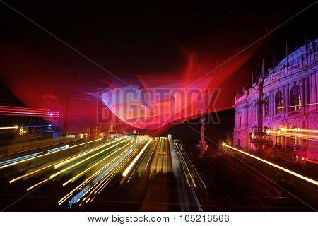 Prague, Czech Republic - October 17: Signal Festival 2015