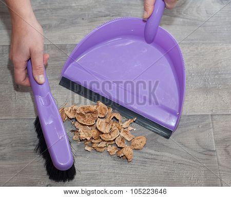 Sweeping Through.