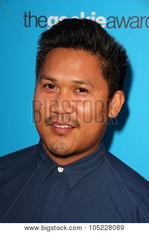 LOS ANGELES - OCT 15:  Dante Basco at the 2015 Geekie Awards at the Club Nokia on October 15, 2015 in Los Angeles, CA