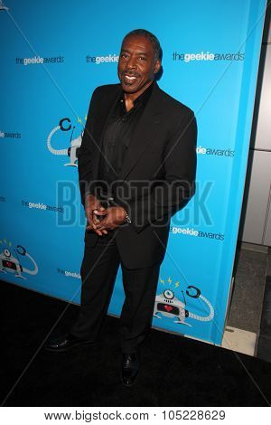 LOS ANGELES - OCT 15:  Ernie Hudson at the 2015 Geekie Awards at the Club Nokia on October 15, 2015 in Los Angeles, CA