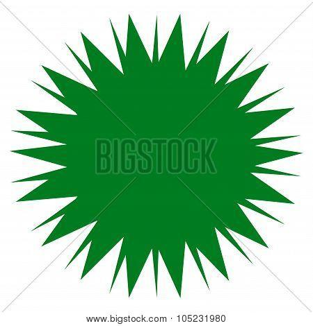 Microbe Spore Icon