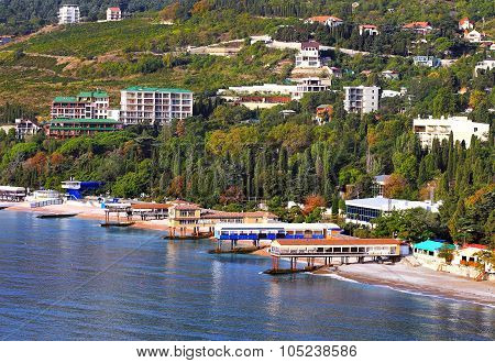 Beaches Of The Seaside Resort