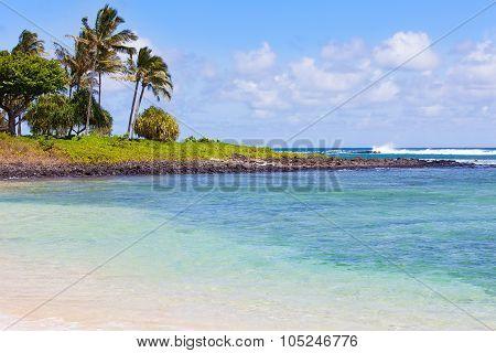 View At Kauai Beach