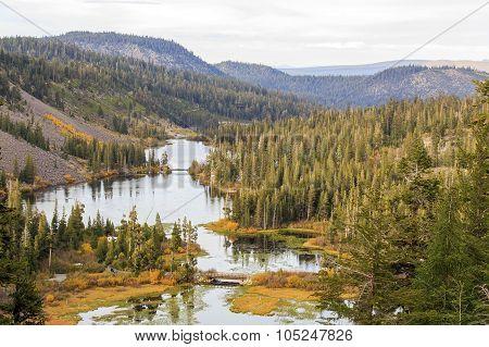 Beautiful Fall Color In California