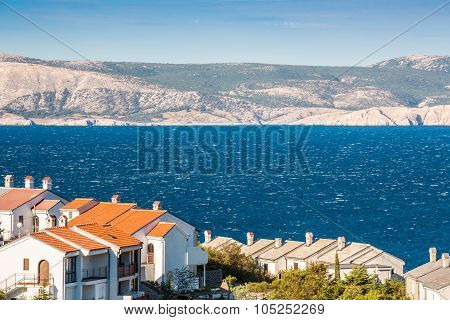 Village On Croatian Coast