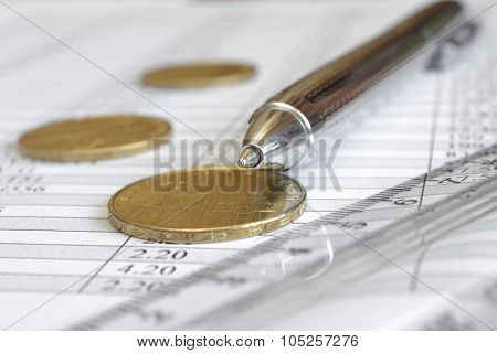 Financial Background