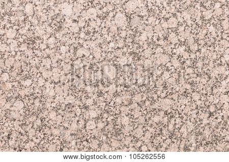 Mineral Background With Red Or Pink Granite Stone Texture